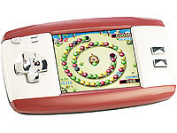 "MGT Mobile Games Technology 12in1 Handheld-PocketGame ""Style"" inkl. 12 Spielen"