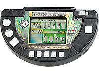 "MGT Mobile Games Technology Poker LCD-Spielkonsole ""Texas Hold'em""; Retro-Videospiel-Controller mit TV-Anschluss Retro-Videospiel-Controller mit TV-Anschluss Retro-Videospiel-Controller mit TV-Anschluss"